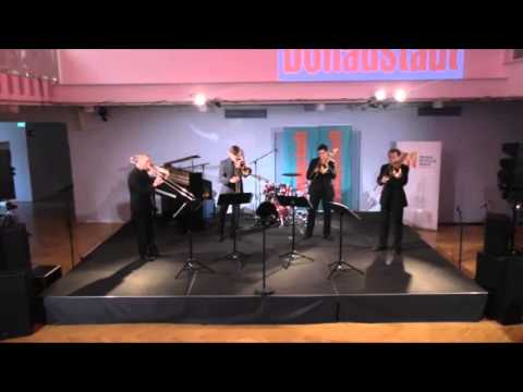 Trombone Attraction live | Donaustadt 2015
