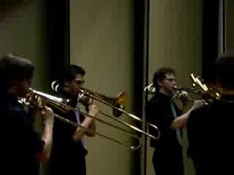 Trombone Attraction: G.Richards, Suite, Finale