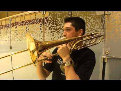 Trombone Attraction plays 7x7 by Karlheinz Essl