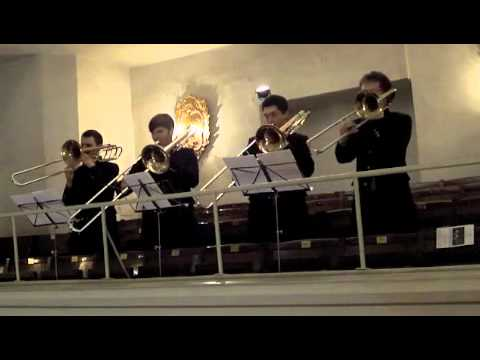 Posaunenquartett Trombone Attraction - Air